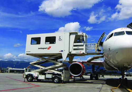 الشحن الجوي في تركيا