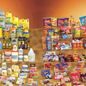 المنتجات الغذائية