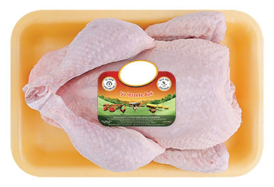دجاج كامل