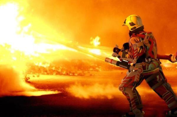 الاطفاء ومستلزماته