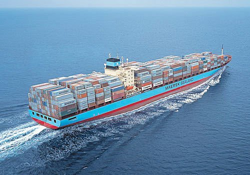 الشحن البحري في تركيا