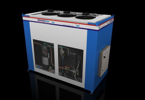 أجهزة التخزين الباردة (النوع الصناعي)