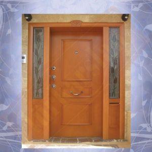 أبواب خارجية للڤيلات