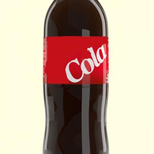 مشروب غازي ( كولا )