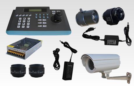 الكاميرات والمسجلات