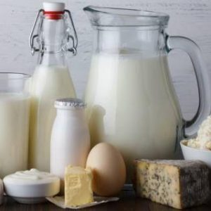 الحليب ومشتقاته