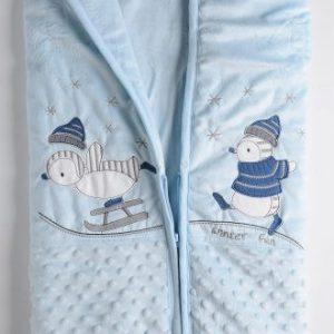 بطانية سرير للأطفال